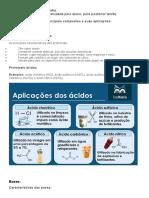 Química Geral - Apostila  1º POAD