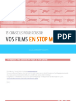 15 Conseils Stop Motion