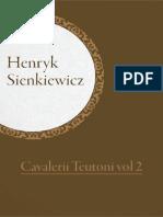 Cavalerii Teutoni - Vol 2 - Henryk Sienkiewicz 1