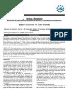 Relatório 1 - Determinação de n e k