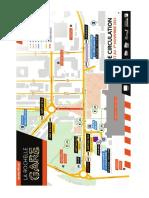 Plan de Circulation - Gare La Rochelle