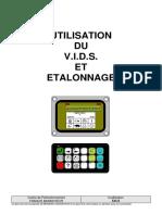 543 S - Utilisation du VIDS sur les 365B et 385B