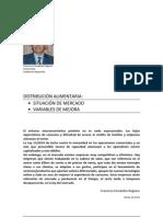 Situación de Mercado de la Distribución Alimentaria - Mz'11