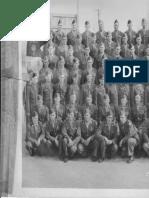 743rd Railway Operating Company C taken in April 1944 at Camp Robinson, Arkansas.