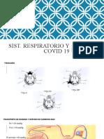 RESPIRATORIO Y COVId 19