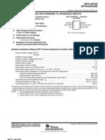MCT2E optocoupler
