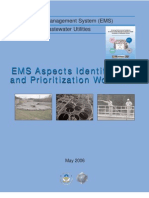 EMS Aspect impact work book
