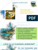 Ppt de Inventario Ambiental.