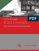 Donaggio2021 Book KarlLöwith