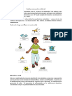 Salud y Conservación Ambiental