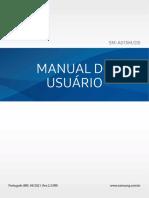 Manual Samsung A01