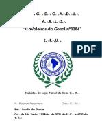 PAINEL DO GRAU C.'.M.'