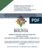 DBC_ANPE_CONSULTORIA POR PRODUCTO ESTUDIO A DISEÑO TECNICO DE PREINVERSION PROYECTO SANEAMIENTO INTEGRAL CUENCA PAJCHIRI