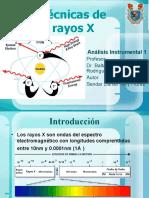 Técnicas de rayos X