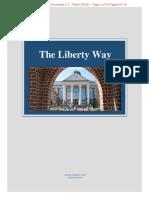 """Liberty Way"" Document"