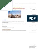 Propriétés Matériaux Btp - Génie Civil