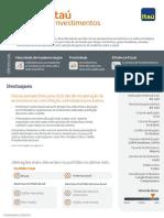 Carteira Itaú de Investimentos FICFI