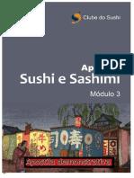 Apostila sushi