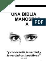 LA BIBLIA MANIPULADA Y LAS MIL SECTAS
