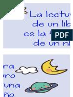 FRASE MARATÓN DE LECTURA