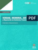 CIDH CompendioJusticiaTransicional Es