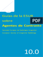 ESUR Guidelines 10.0 Final Version SPANISH