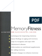 Memory Fitness a Guide for Successful Aging-Mantesh