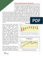 National Economic Trends March 2011 External