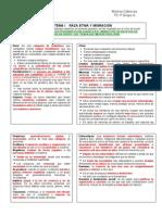Sociología II Esquema Tema1