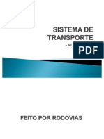 5 - transporte rodoviário