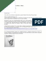 (a cura dell') Officina di ComunicAzione Diretta - Il cerchio o la piramide? Note per un programma di lavoro e proposta organizzativa
