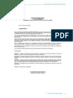 Resolucion Ministerial 037-200al de Electricidad Utilizacion 4