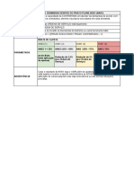 4. Indicadores de Nível de Serviço (Anexo IV do Termo de Referência)