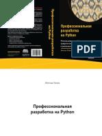 Профессиональная разработка на Python