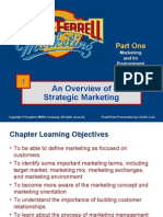 overview of strategic marketing