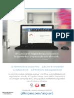 GFI LanGuard Brochure - ES