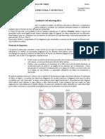 Sistemas de fractura y uso de red estereografica