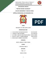 MONOGRAFIA DE METRADOS EN EDIFICACIONES GRUPO 5 VII B CONSTRUCCIONES 2 (2)