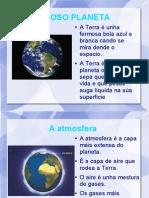 As Partes Da Terra