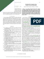 Broadband DOA Estimation in Sensor Arrays Using Frequency Invariant Beamforming