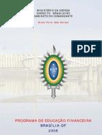 Apostila do Programa Educação Financeira-2008