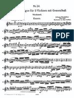 IMSLP83324-PMLP04611-Pachelbel - Kanon Und Gigue Seiffert Edition - Parts