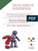 Direito e Robótica