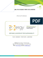 Exergy Profile Solar
