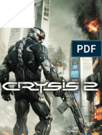 Crysis 2 User PC Manual