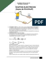Fisica 3 - Leyes de Kirchhoff