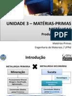 Aula - Metalurgia