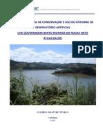 Plano Diretor de Foz do Areia - Instituto Ambiental do Paraná ...