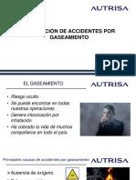 Accidentes Por Gaseamiento