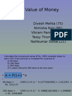 Time_Value_of_Money_Divesh_n_grp